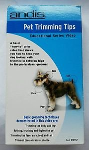 pet trimmer tips vhs