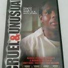 Cruel and Unusual (DVD, 2006)