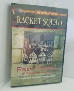 racket squad reed hadley dvd