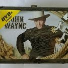 John Wayne: Collectable Tin With Handle (DVD, 2009)