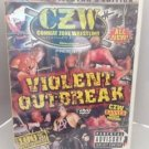 Combat Zone Wrestling: Violent Outbreak (DVD, 2004)