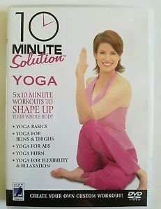 10 minute solution dvd Yoga