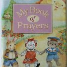 Personalized children books- My Book of Prayers