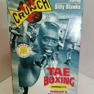 Crunch - Tae Boxing Workouts with Billy Blanks (VHS, 1999)