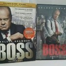 Boss: Season 1 & 2 (DVD, 2011, 3-Disc Set)