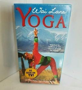 Wai Lana Yoga: Toning Workout (VHS, 2004)