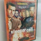 Sleeper Cell: American Terror - First Season (DVD, 2006,only 1-Disc..
