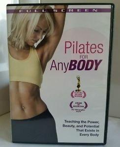 Pilates for AnyBODY (DVD)
