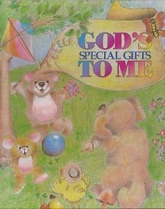 God's Special Gift to Me - Personalized Kids Book