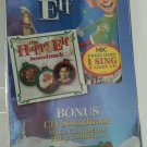 The Happy Elf (DVD, 2005) plus bonus cd soundtrack