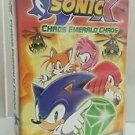 Sonic X: Chaos Emerald Saga (DVD, 2008, 2-Disc Set, Edited)