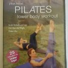 Pilates Lower Body Workout (DVD, 2004)