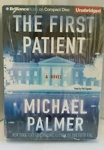 The First Patient by Michael Palmer (2008, CD, Unabridged)