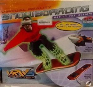 Virtual Reality Snowboarding by Toy Quest