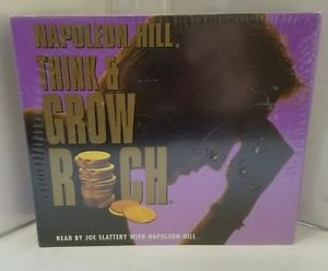 Think and Grow Rich by Napoleon Hill (2000, CD, Revised, Abridged)