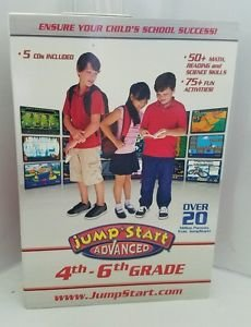 Knowledge Adventure JumpStart Advanced 4th - 6th Grade