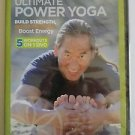 Rodney Yee's Ultimate Power Yoga (DVD, 2010)