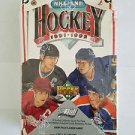 SEALED 1991-92 UPPER DECK LNH-NHL HOCKEY TRADING CARD BOX 36 CT.