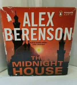 The John Wells: The Midnight House Bk. 4 by Alex Berenson (2010, CD, Unabridged)
