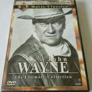 John Wayne The Ultimate Collection (DVD, 2009, 4-Disc Set)