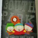 South Park - The Complete First Season (DVD, 2002, 3-Disc Set)