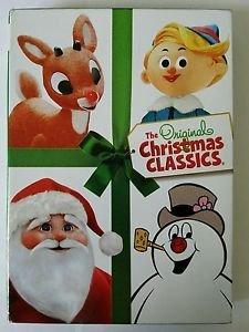 The Original Christmas Classics Blu-ray Disc, 2010, 3-Disc Set
