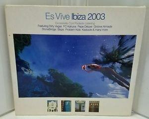 Hed Kandi: Ibiza 2003 by Various Artists (CD, Jul-2003, Hed Kandi)