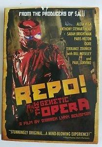Repo! The Genetic Opera (DVD, 2009)