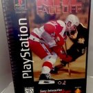 NHL FaceOff (Sony PlayStation 1, 1995)