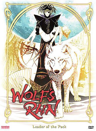 Wolf's Rain - Vol. 1: Leader of the Pack (DVD, 2004) NEW