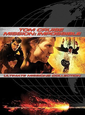 Mission: Impossible - Ultimate Missions Collection I,II,III