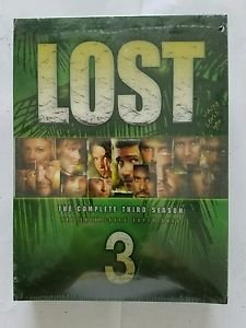Lost - The Complete Third Season (DVD, 2007, 7-Disc Set, The Unexplored...