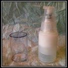 (50) 15 ml Airless round Bottles &  Pump Set
