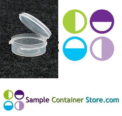 (500) 1/4 oz Sample Containers