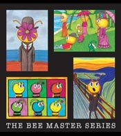 The Bee Master Series - 8 card set