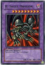 B. Skull Dragon