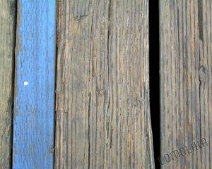 Santa Monica Pier Planks - 8x10 - Original Fine Art Photograph - FREE SHIPPING