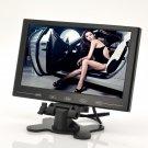 9 In Ultra-thin TFT LCD Monitor for Car w/ AV In [TD11795B]