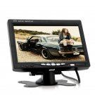 7 In Car Headrest LCD Monitor w/ Stand [TD12707B]