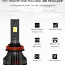 LED 6500k H11 Car Headlight Bulbs [TD23286A]