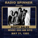 SOUPY SALES RADIO SHOW WNBC 660 AM NY 5-21-85