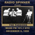 THE PASSIONS on DON K. REED DOO WOP SHOP 12-8-96