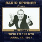 DR. JERRY WPIX FM New York Radio Show Aircheck CRAZY EDDIE