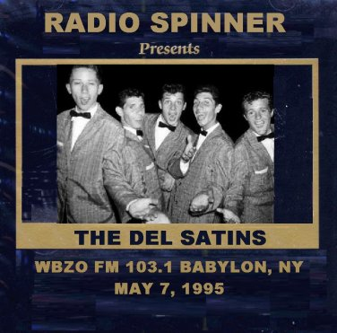 THE DEL SATINS - Dion Dimucci background group
