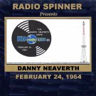 DANNY NEAVERTH RADIO SHOW AIRCHECK WKBW 1520 AM 2-24-1964