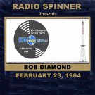 BOB DIAMOND RADIO SHOW WKBW 1520 AM BUFFALO NY 2-23-64