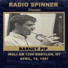 BARNEY PIPP WOKY WFCL WPIX WGLI RARE RADIO AIRCHECK WGLI 1290 AM
