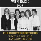 """BURITTO BROTHERS """"LIVE"""" AT GILLEY'S"""