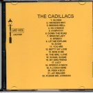THE CADILLACS DOO WOP CD LOST NITE RECORDS