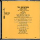 THE COASTERS DOO WOP CD LOST NITE RECORDS